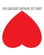 The Gaslight Anthem - Get Hurt - (CD)