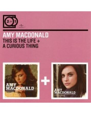 Amy Macdonald - This Is the Life / A Curious Thing (2 CD)