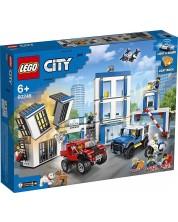 Constructor Lego City Police - Sectie de politie (60246)