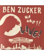 Ben Zucker - Na und?! Live! (CD)