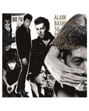Alain Bashung - 50 Plus Belles Chansons (3 CD)