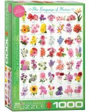 Puzzle Eurographics de 1000 piese – Limbajul florilor