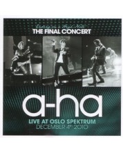 A-ha - Ending On a High Note - The Final Concert (CD)