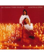 Agnetha Faltskog, Linda Ulvaeus - nu tandas tusen juleljus (CD)