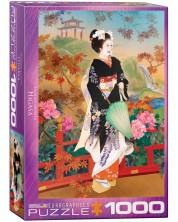 Puzzle Eurographics de 1000 piese – Higasa, Haruyo Morita