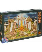 Puzzle D-Toys de 1000 piese – Stonehenge