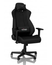 Scaun gaming Nitro Concepts - S300, stealth black