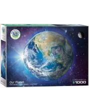 Puzzle Eurographics cu 1000 de piese - Pamantul -1