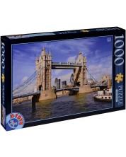 Puzzle D-Toys de 1000 piese - Tower Bridge, Londra