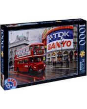 Puzzle D-Toys de 1000 piese - Londra, Regatul Unit