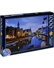 Puzzle D-Toys de 1000 piese - Gent, Belgia