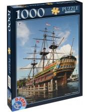 Puzzle D-Toys de 1000 piese - Amsterdam, Olanda