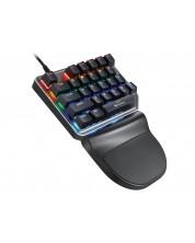 Tastatura mecanica Sandberg - RageStorm, neagra