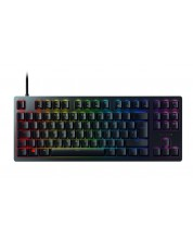 Tastatura gaming Razer Huntsman Tournament Edition, Intl. US Layout (ISO), switch-uri rosii