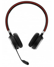 Casti Jabra Evolve - 65 Stereo MS, negre