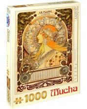 Puzzle D-Toys de 1000 piese – Zodiacul, Alphonse Musca