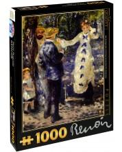 Puzzle D-Toys de 1000 piese - Leaganul, Pierre Renoir