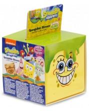 Figurina-surpriza Nickelodeon - SpongeBob in jeleu, sortiment -1