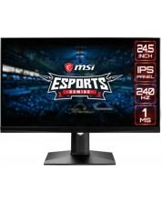 "Monitor gaming MSI - Optix MAG251RX, 24.5"", 1ms, 240Hz -1"