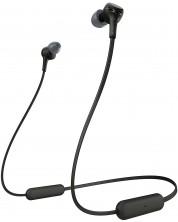 Casti wireless Sony - WI-XB400, negre