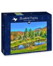 Puzzle Bluebird de 1000 piese - Stowe, Vermont SUA