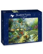 Puzzle Bluebird de 1000 piese - Vila taraneasca