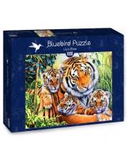 Puzzle Bluebird de 1000 piese - Mandria lui Lili