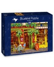 Puzzle Bluebird de 1000 piese - Leu alb