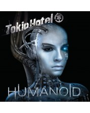 Tokio Hotel - Humanoid, German Version (CD)