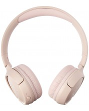 Casti wireless JBL - T500BT, roz