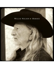 Willie Nelson- Heroes (CD)