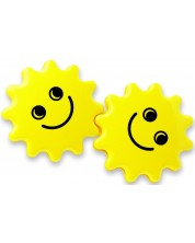 Zornaitoare pentru bebelusi Ambi Toys - Soare -1