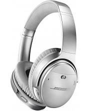 Casti Bose - QuietComfort 35 II, ANC, arginti