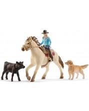 Set figurine Schleich Farm World - Rodeo