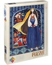 Puzzle D-Toys de 1000 piese – Povesti din o mie si una de nopti, Andrea Kurti