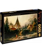 Puzzle D-Toys de 1000 piese - Beauvais, Francoise Boucher