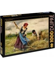 Puzzle D-Toys de 1000 piese – Seceratori, Julian Dupre