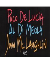 Al di Meola, Paco De Lucia, John McLaughlin - Paco De Lucia, John McLaughlin, Al di Meola (CD)