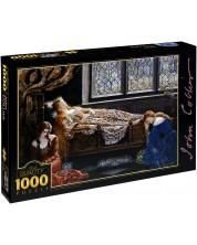 Puzzle D-Toys de 1000 piese - Frumoasa adformita, John Collier