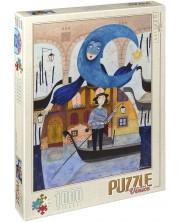 Puzzle D-Toys de 1000 piese – Venetia, Andrea Kurti