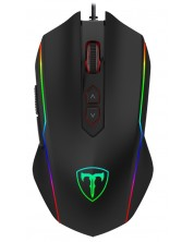 Mouse gaming Redragon - T-Dagger Sergeant T-TGM202, optic, negru