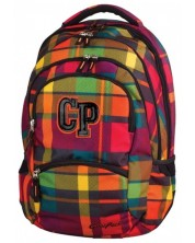 Ghiozdan scolar anatomic Cool Pack College - Sunset Check -1