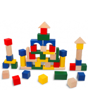 Constructor in cutie Pino - 50 piese -1