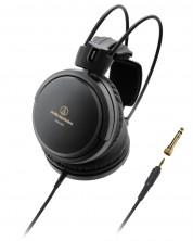 Casti Audio-Technica - ATH-A550Z Art Monitor, hi-fi, negre