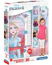 Puzzle-metru  Clementoni de 30 piese -  Frozen 2