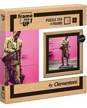 Puzzle Clementoni Frame Me Up de 250 piese - Frame Me Up Living Faster