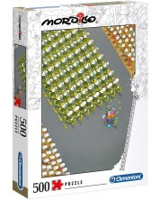 Puzzle Clementoni de 500 piese - The March,Guillermo Mordillo