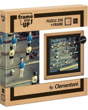 Puzzle Clementoni Frame Me Up de 250 piese - Frame Me Up Foosball