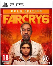 Far Cry 6 Gold Edition (PS5) -1