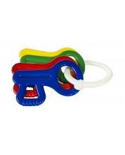 Zornaitoare pentru copii Ambi Toys - Primele mele chei -1